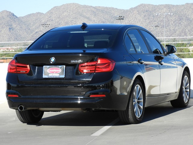 2016 BMW 3-Series Sdn 320i – Stock #481348A