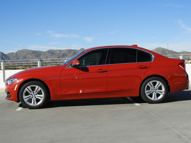 2018 BMW 3-Series Sdn 330i – Stock #481401A