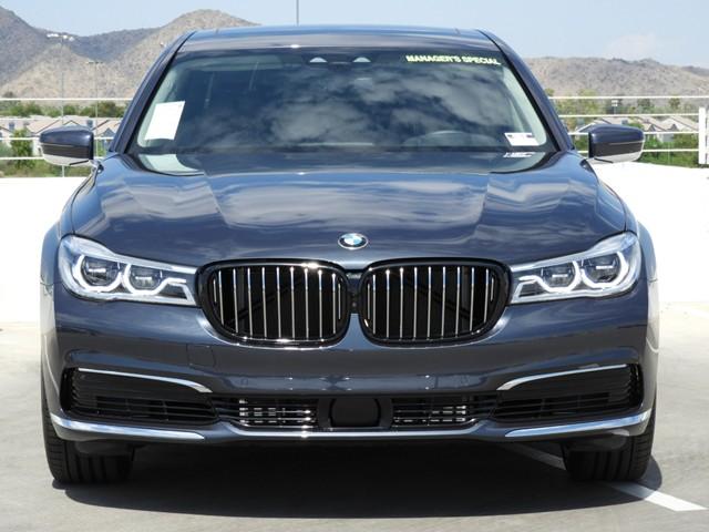 2019 BMW 750i Sedan – Stock #490020