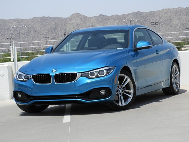 2019 BMW 430i Coupe – Stock #490084