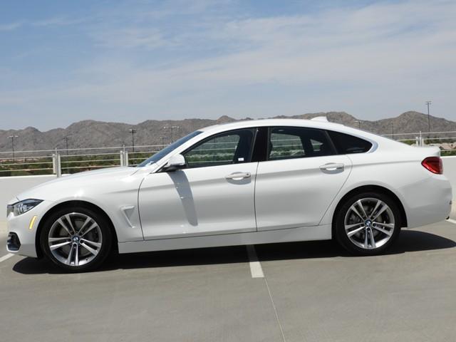 2019 BMW 440i Gran Coupe Sedan – Stock #490089