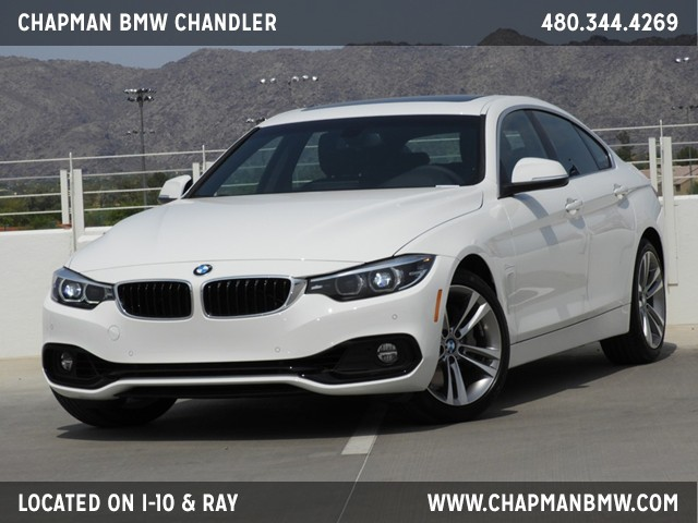 2019 BMW 440i Gran Coupe Sedan – Stock #490093