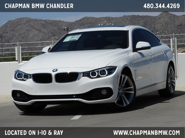 2019 BMW 430i Gran Coupe Sedan – Stock #490126