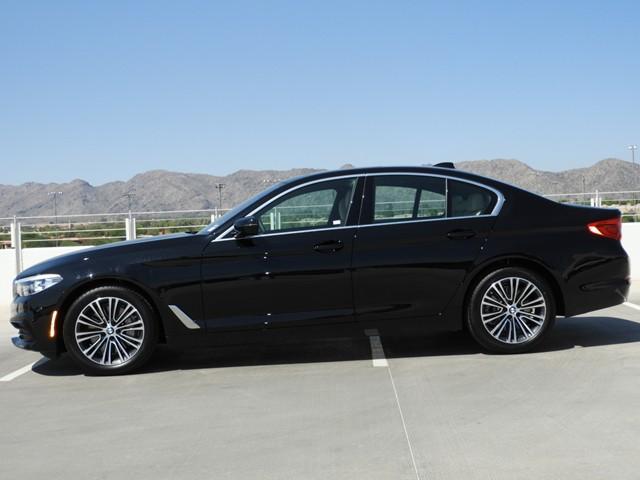 2019 BMW 530i Sedan – Stock #490153