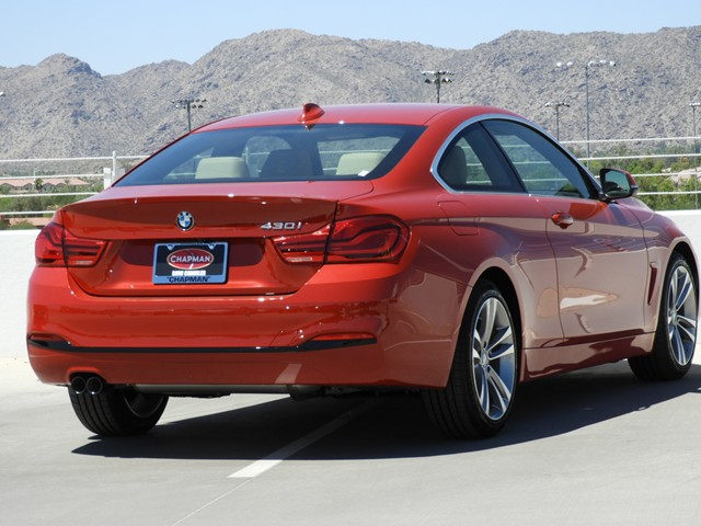 2019 BMW 430i Coupe – Stock #490169