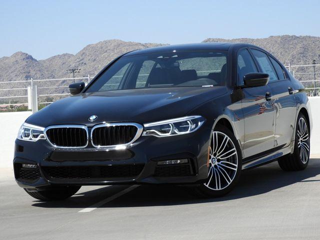 2019 BMW 530i Sedan – Stock #490181