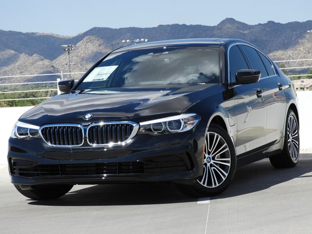 2019 BMW 5-Series 530e iPerformance Sedan