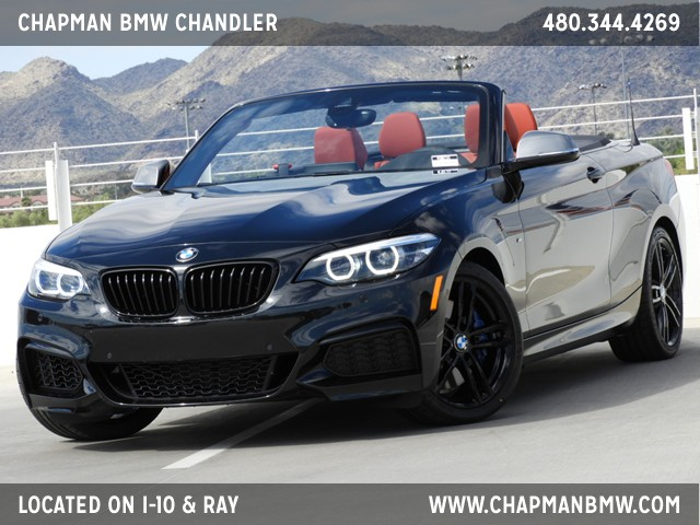 bdc8cf3f6185 New 2019 BMW 2-Series M240i Convertible - 490231
