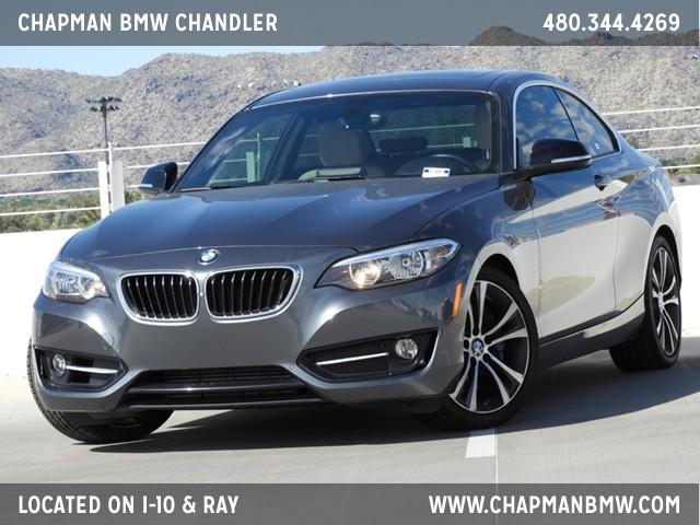 2015 BMW 2-Series 228i Prem Pkg Details