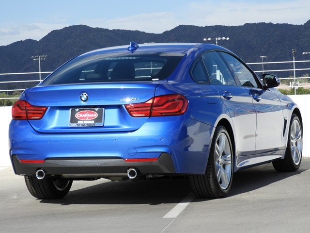 2019 BMW 440i Gran Coupe Sedan – Stock #490248