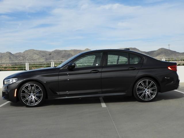 2019 BMW 540i Sedan – Stock #490252