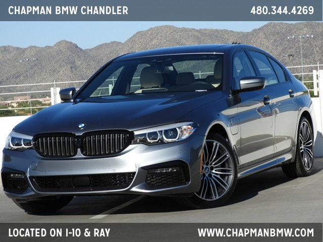 2019 BMW 530e iPerformance Sedan – Stock #490254