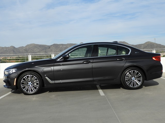 2019 BMW 530e iPerformance Sedan – Stock #490255