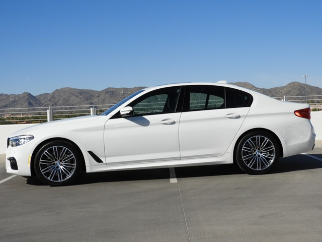 2019 BMW 530i Sedan – Stock #490342