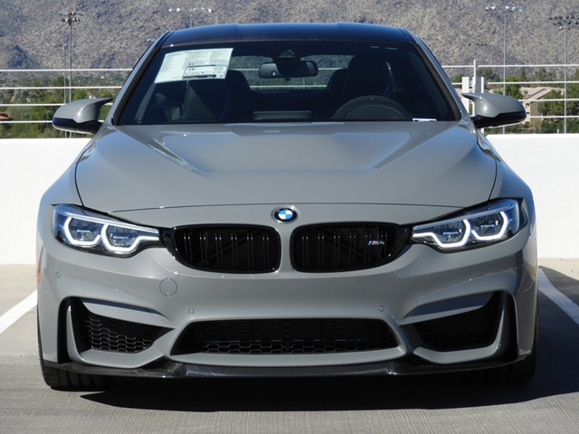 2019 BMW M4 Coupe – Stock #490355