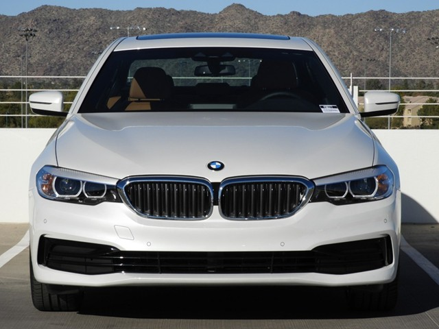 2019 BMW 530i Sedan – Stock #490377