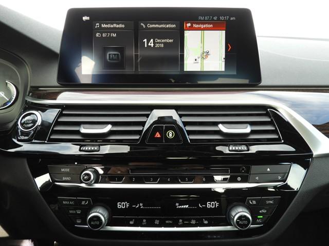 2019 BMW 530i Sedan – Stock #490378