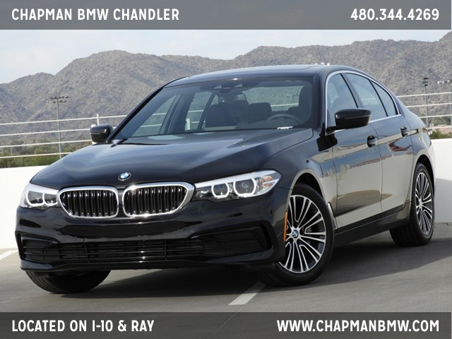 2019 BMW 530i Sedan – Stock #490419