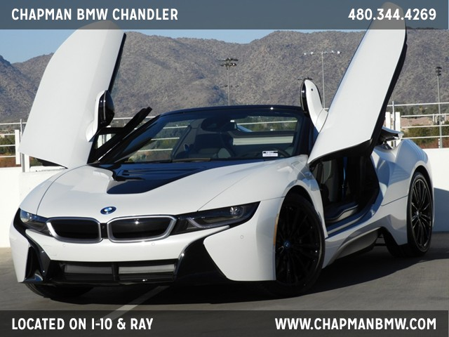Bmw I8 In Phoenix Az Chapman Bmw Chandler