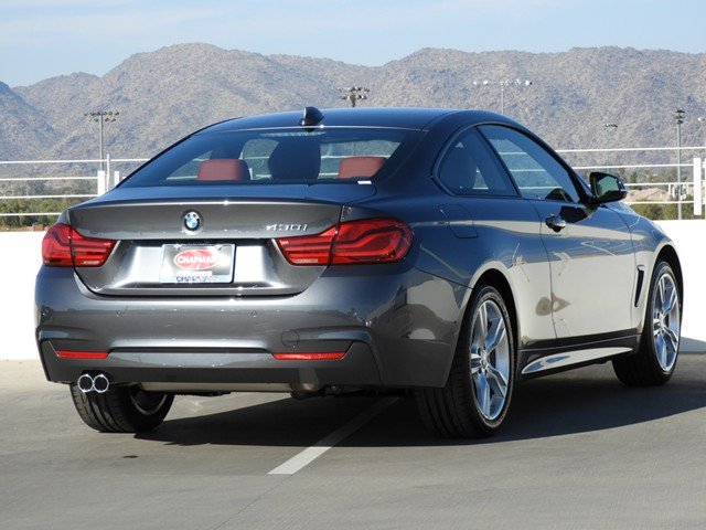 2019 BMW 430i Coupe – Stock #490451