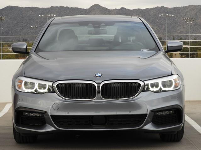 2019 BMW 540i Sedan – Stock #490455