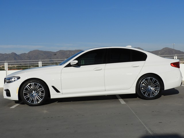 2019 BMW 540i Sedan – Stock #490487