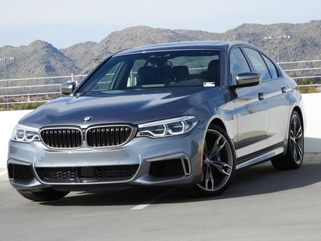 2019 BMW M550i xDrive Sedan – Stock #490519