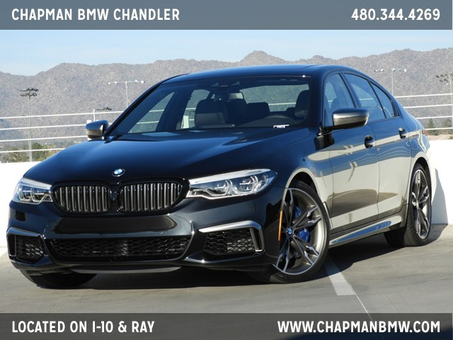 2019 BMW M550i xDrive Sedan – Stock #490520
