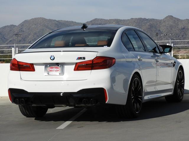 2019 BMW M5 Sedan – Stock #490521