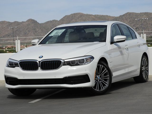 2019 BMW 5-Series 530e iPerformance Sedan 8-Speed Steptronic Automatic RWD