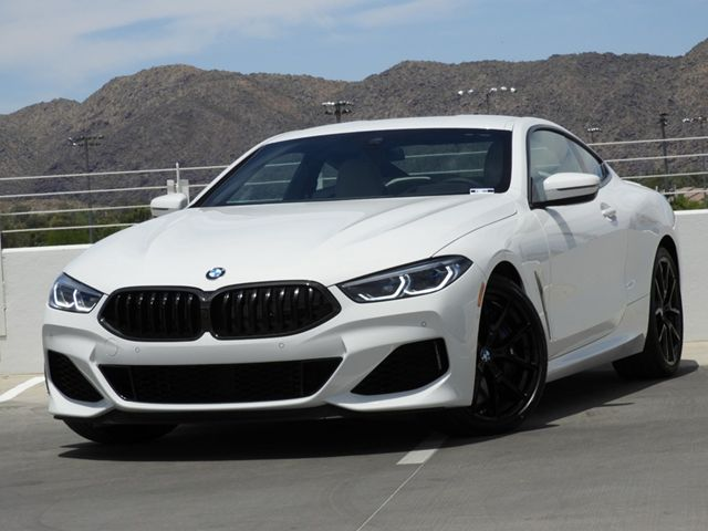 2019 BMW 8-Series M850i xDrive Coupe 8-Speed Steptronic Automatic AWD