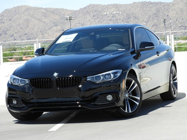 2020 BMW 4-Series 430i Coupe 8-Speed Steptronic Automatic w/Sport Transmission RWD