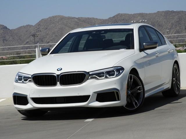 2020 BMW M550i xDrive Sedan AWD