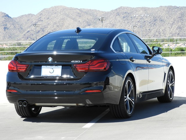 2020 BMW 4-Series 430i Gran Coupe Sedan