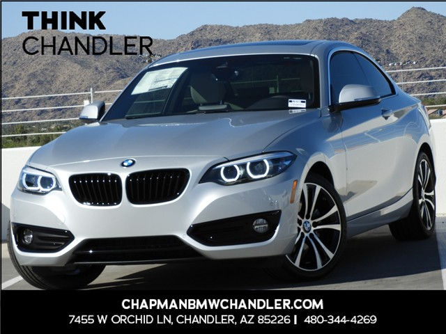 2020 BMW 2-Series 230i Coupe 8-Speed Steptronic Automatic w/Sport Transmission RWD