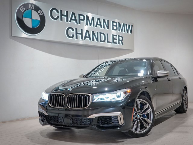 2019 BMW 7-Series M760i xDrive