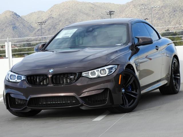 2020 BMW M-Series M4 Convertible