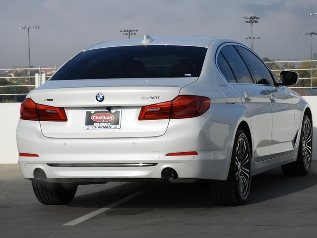 2020 BMW 5-Series 530i xDrive Sedan