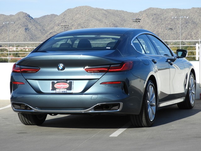 2020 BMW 8-Series 840i Gran Coupe Sedan
