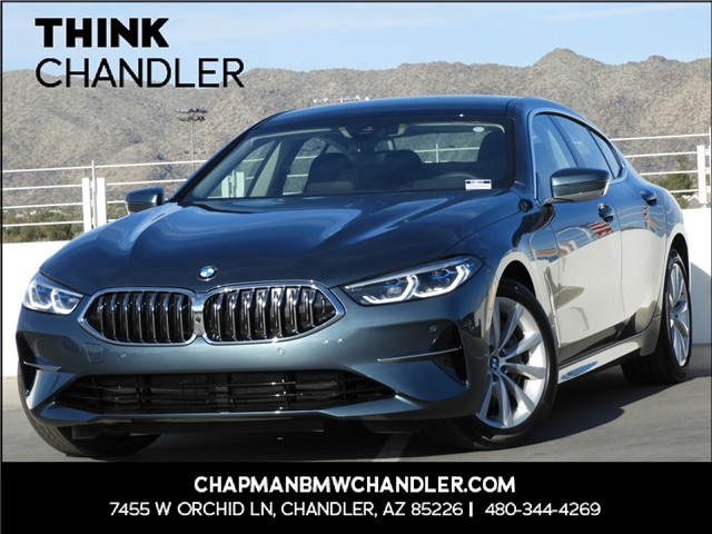 2020 BMW 8-Series 840i Sedan 8-Speed Steptronic Automatic RWD