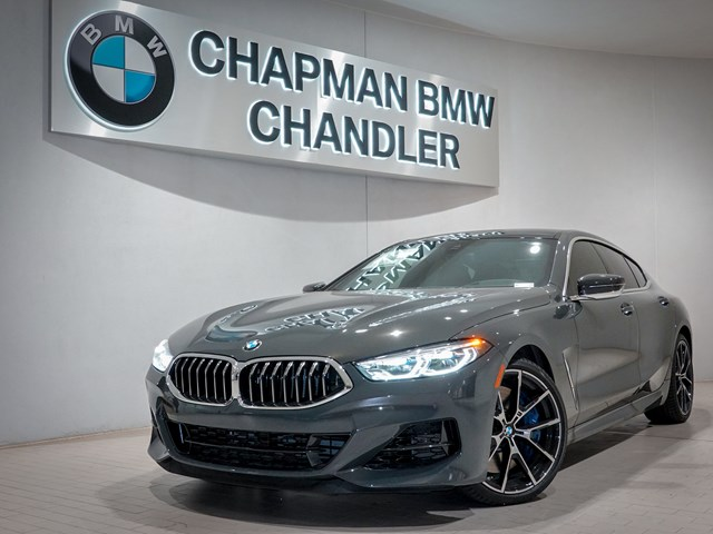 2020 BMW 8-Series M850i xDrive Gran Coupe Sedan