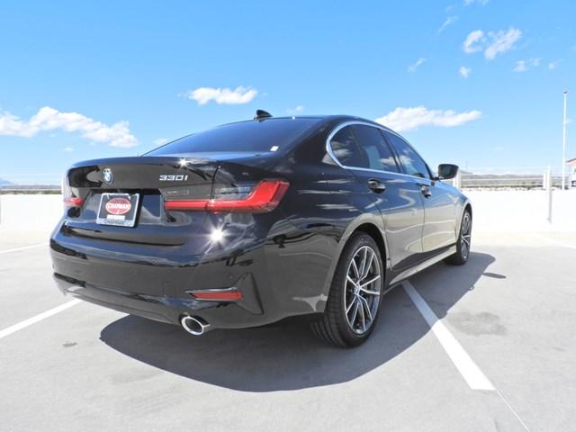 2020 BMW 3-Series 330i Sedan