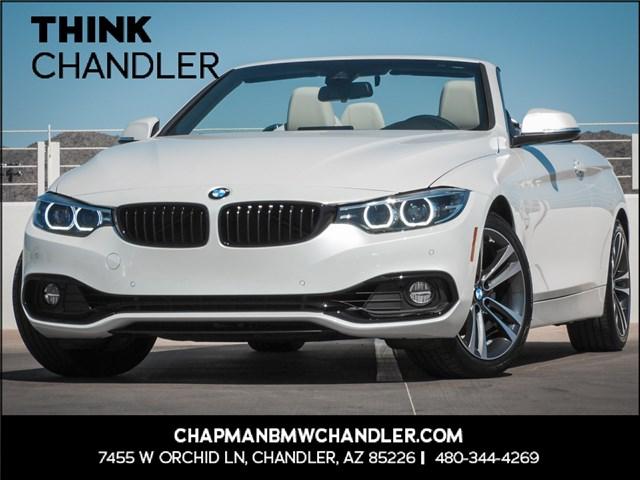 2020 BMW 4-Series 430i Convertible