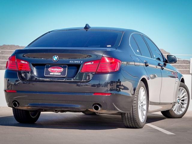 2011 BMW 5-Series 535i xDrive Nav