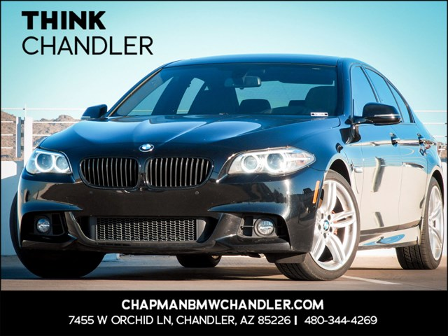 Used 2014 BMW 5-Series 535i xDrive