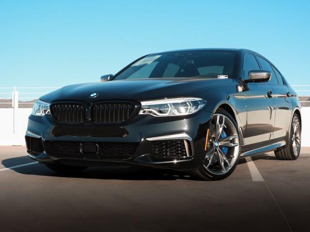 2020 BMW 5-Series M550i xDrive Sedan