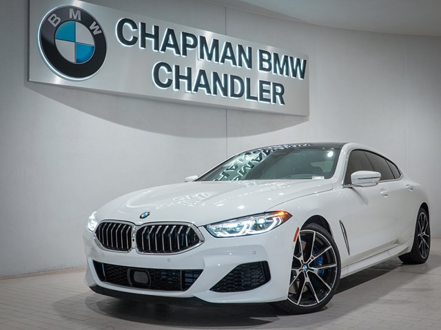 2020 BMW 8-Series M850i xDrive Gran Coupe Sedan