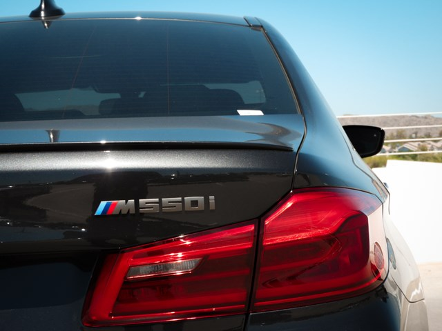 2018 BMW 5-Series M550i xDrive Exec Pkg Nav