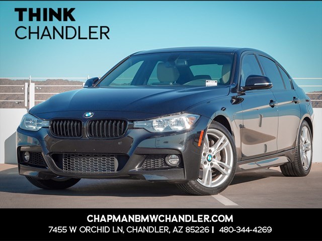 Used 2016 BMW 3-Series 328i M Sport Pkg
