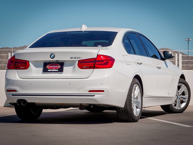 Certified Pre-Owned 2017 BMW 3-Series 330i